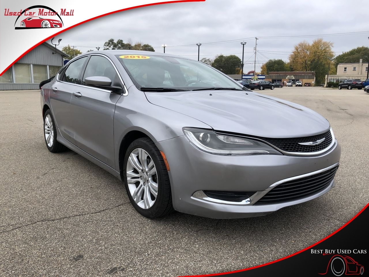 2016 Chrysler 200 Limited, 169410, Photo 1
