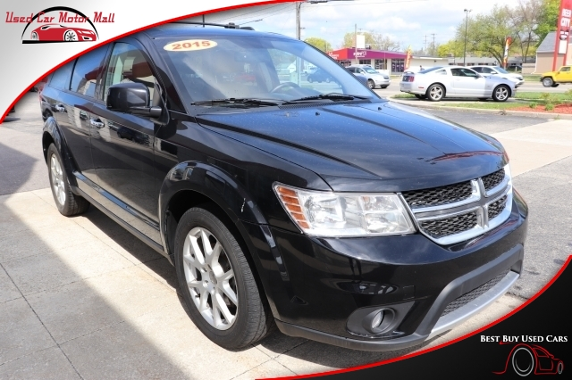 2016 Dodge Journey R/T, 168294, Photo 1