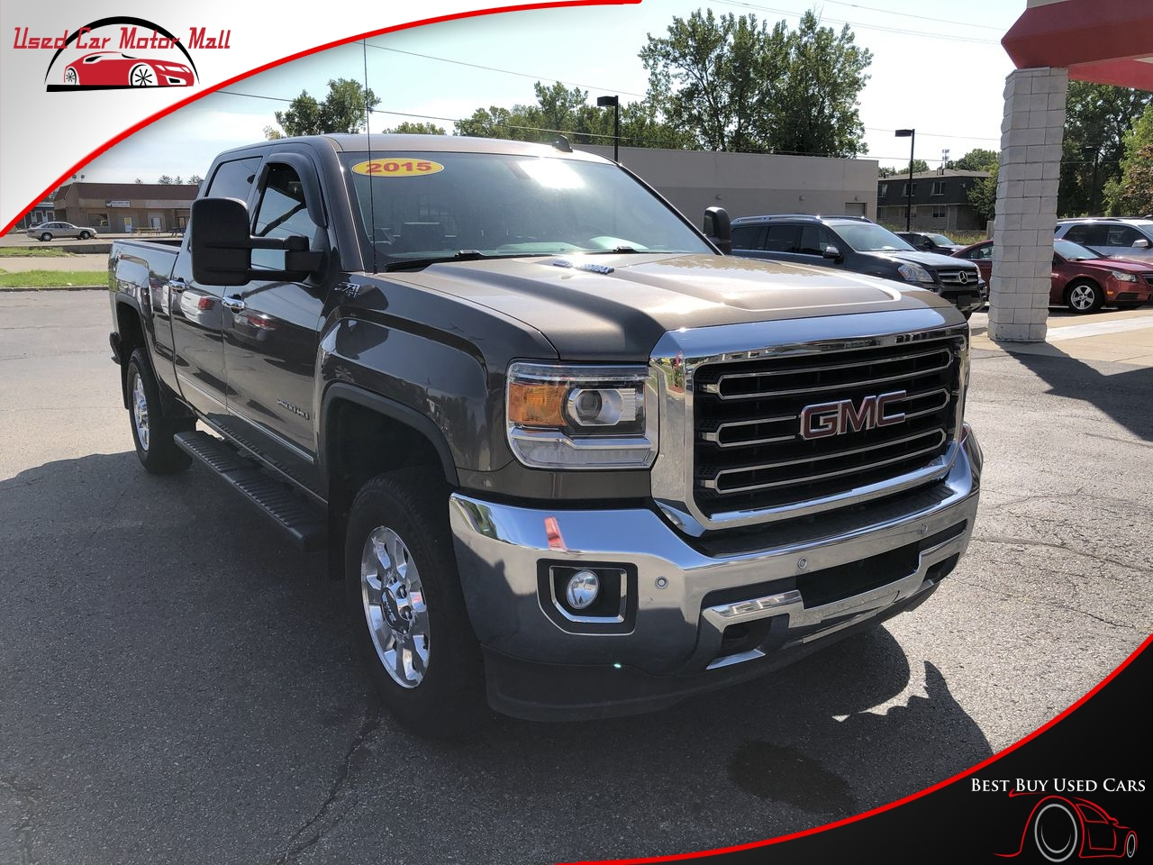 2015 Chevrolet Silverado 2500HD LT, 115456, Photo 1