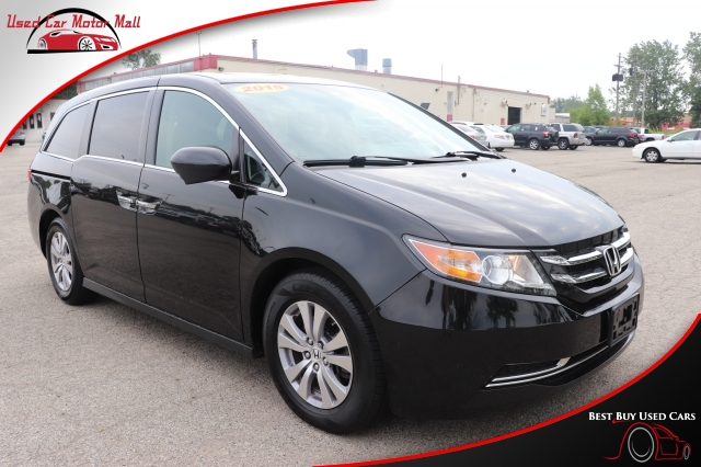 2015 Toyota Sienna XLE 8-Passenger, 689414, Photo 1