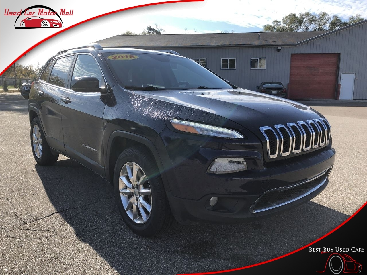 2015 Jeep Cherokee Trailhawk 4WD, 646653, Photo 1