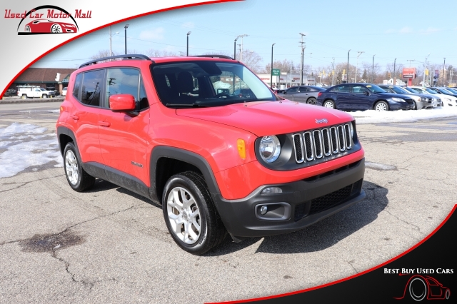 2015 Jeep Renegade Latitude, C02879, Photo 1