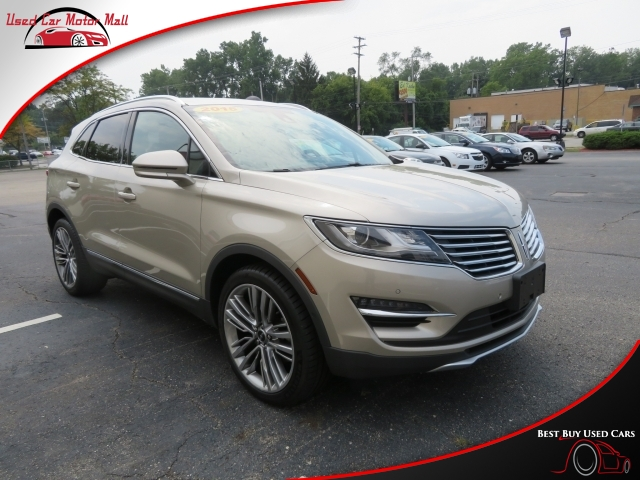 2017 Lincoln MKC Reserve AWD, L00219, Photo 1