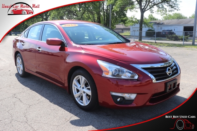 2013 Nissan Altima 3.5 SV, 158701-3, Photo 1