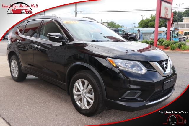 2017 Nissan Rogue SV AWD, 502307, Photo 1
