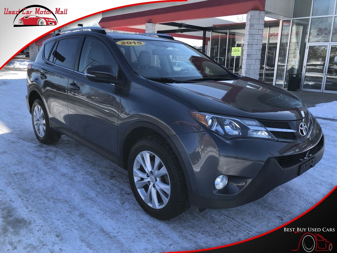 2017 Toyota RAV4 XLE AWD, 710653, Photo 1