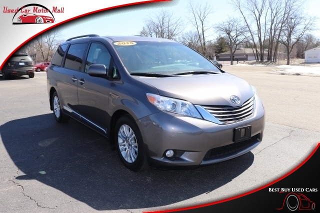 2012 Toyota Sienna SE, 215349, Photo 1