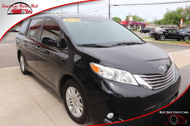 2009 Toyota Sienna LE 7-Passenger, 285729, Photo 1