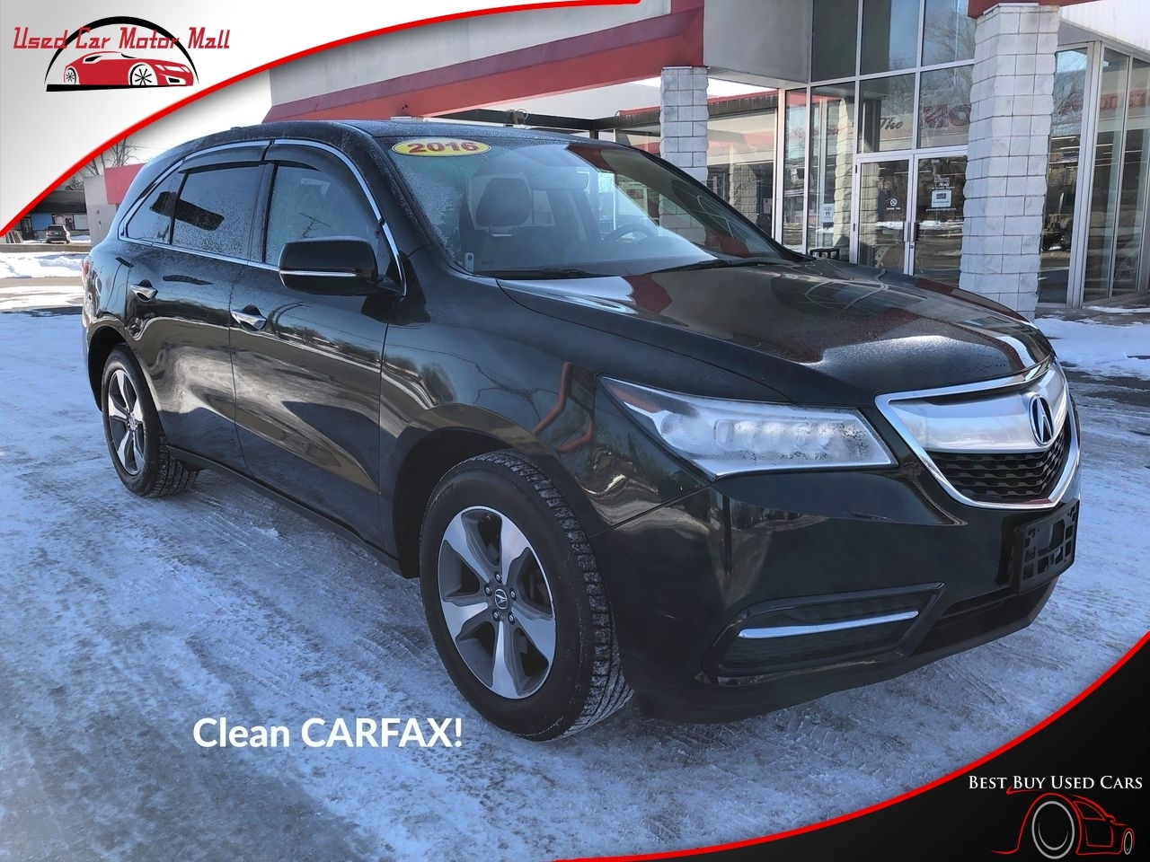 2017 Acura MDX SH-AWD w/ Technology Pkg, 036973, Photo 1