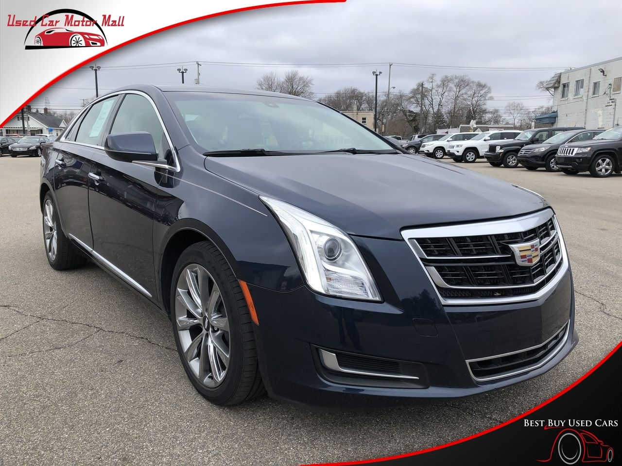 2017 Cadillac XTS Luxury, 162334, Photo 1