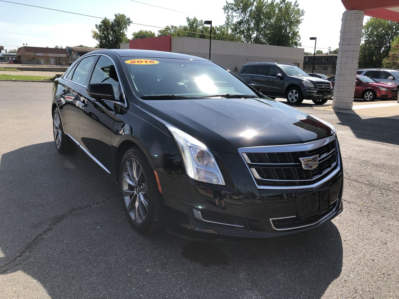2013 Cadillac XTS Platinum, 161853, Photo 1