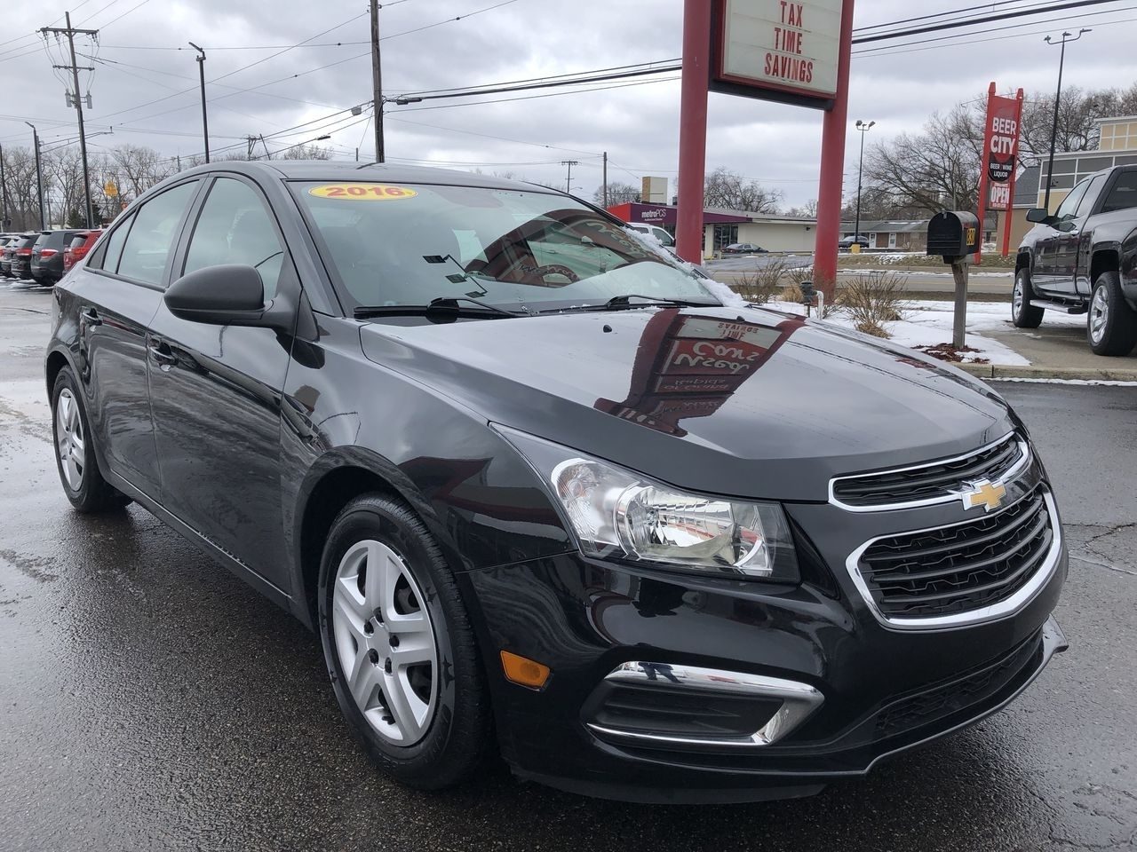 2018 Chevrolet Cruze LT Sedan , 147847, Photo 1