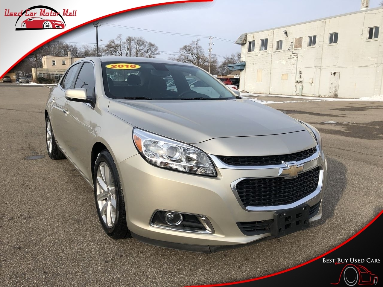 2015 Chevrolet Malibu 1LT, 349463-2, Photo 1