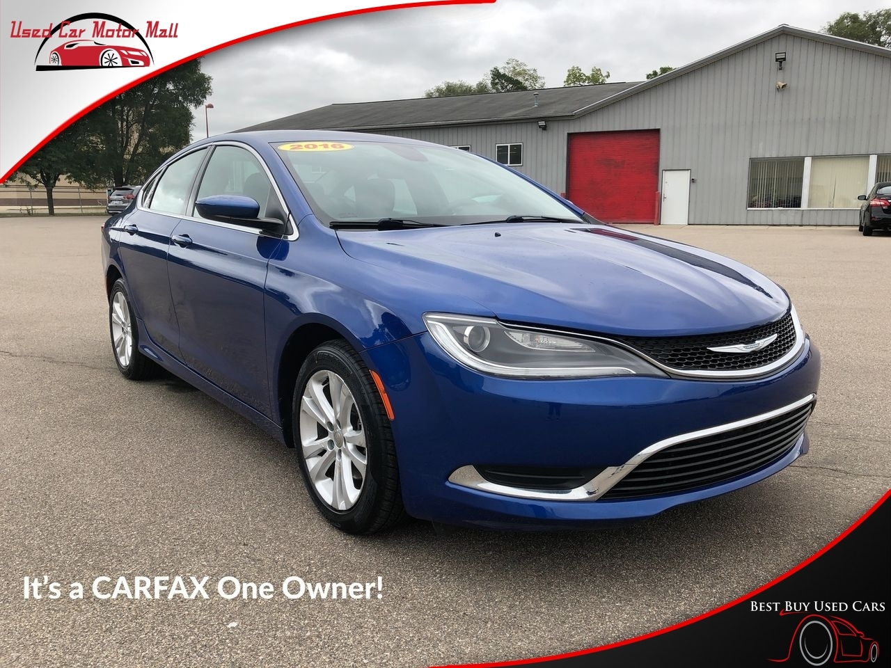 2015 Chrysler 200 Limited, 739038, Photo 1