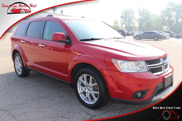 2015 Dodge Journey R/T AWD, 570084, Photo 1