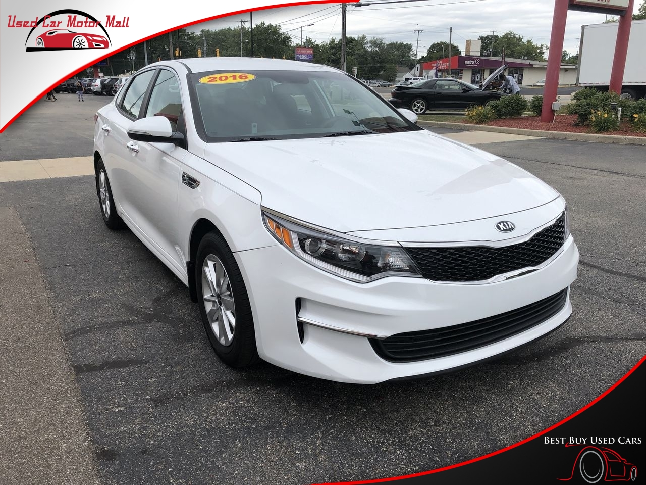 2016 Kia Optima LX, 015562, Photo 1