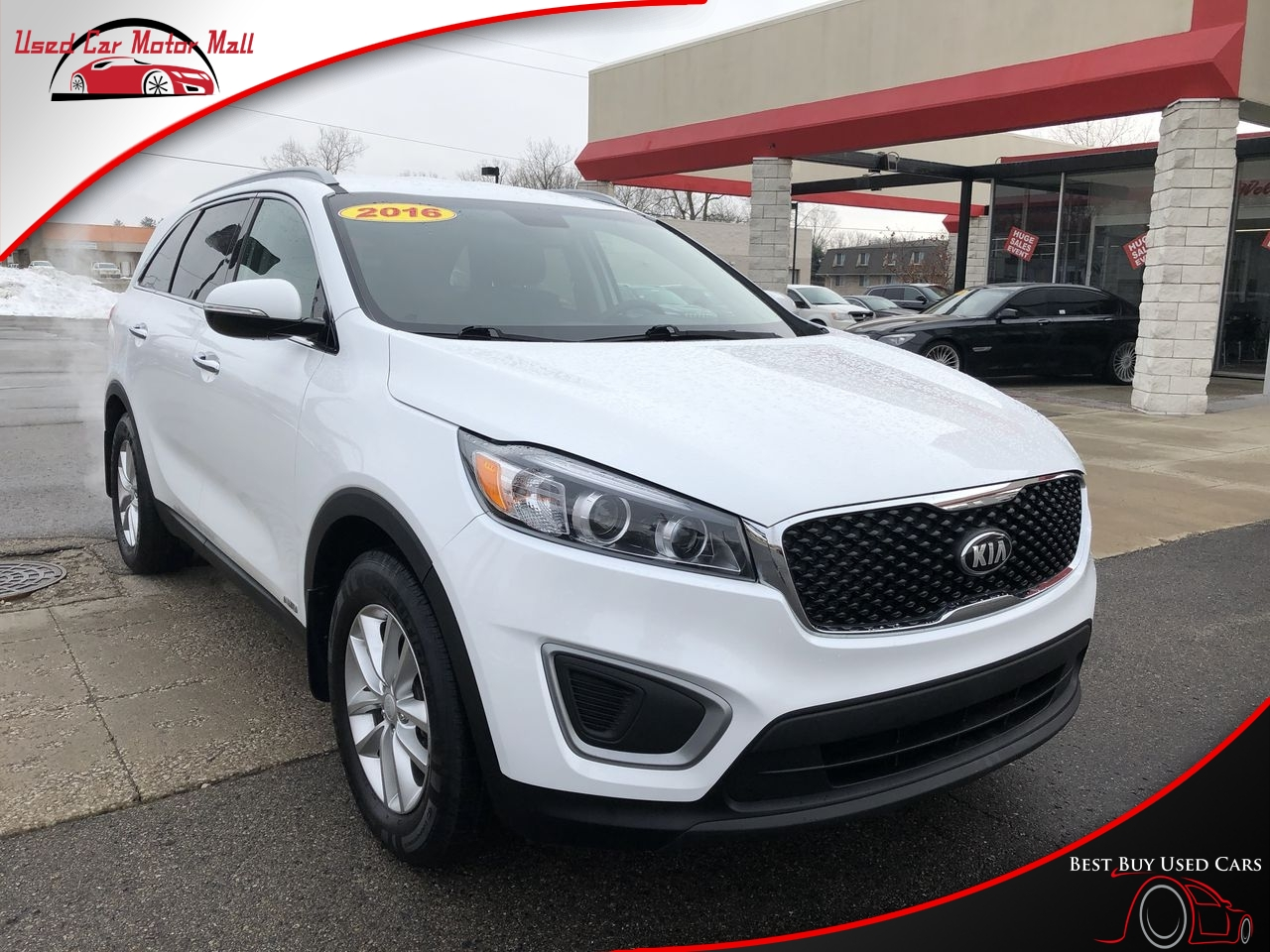 2013 Kia Sorento SX AWD, 385634, Photo 1