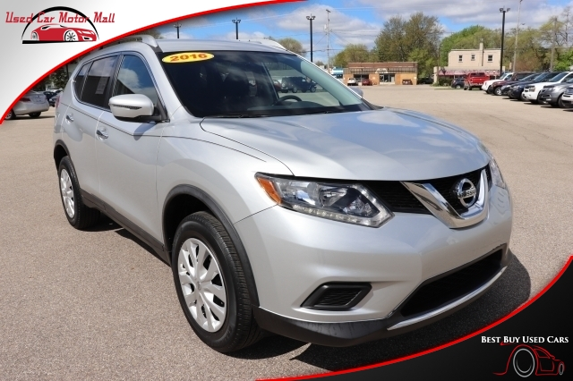2015 Nissan Rogue SV AWD, 503888, Photo 1