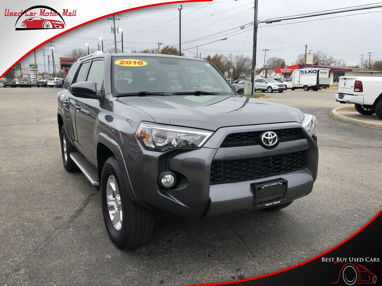 2007 Toyota 4Runner V6 4x4 Sport Edition, 083321-2, Photo 1