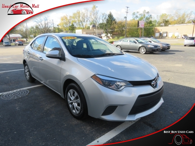 2015 Toyota Corolla LE, 254117, Photo 1