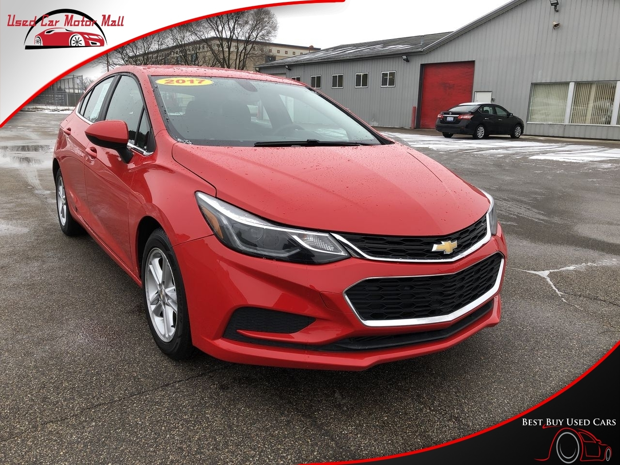 2017 Chevrolet Cruze LT, 281629, Photo 1
