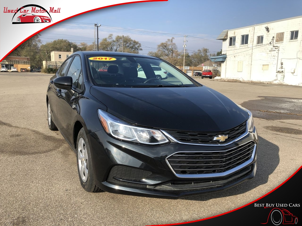 2016 Chevrolet Cruze Limited LT, 224177, Photo 1