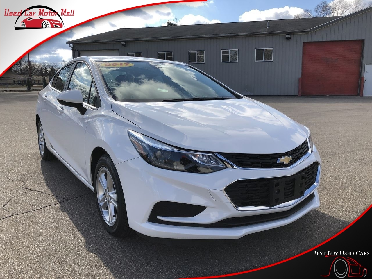 2017 Chevrolet Cruze LT, 235818, Photo 1