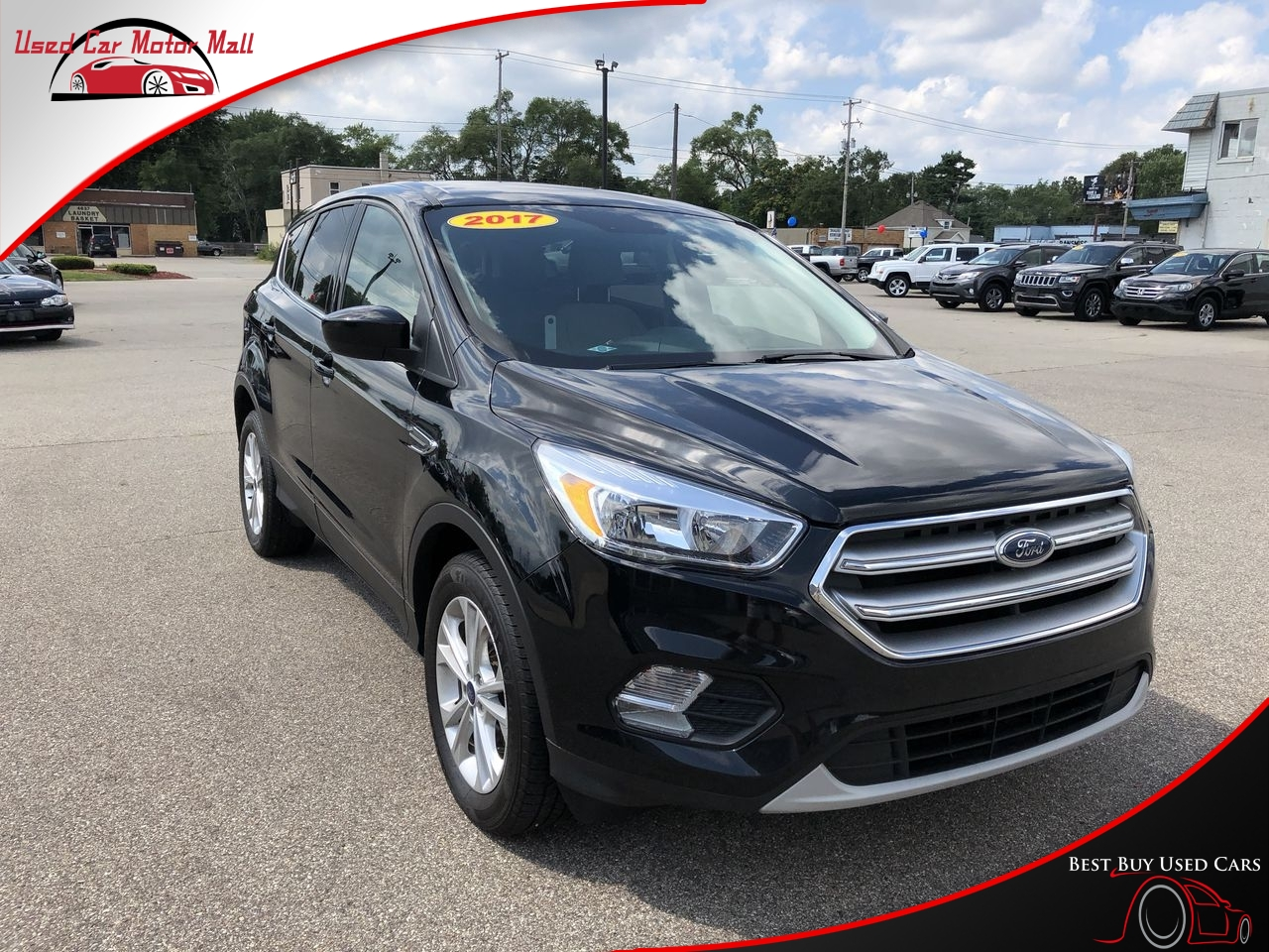 2015 Ford Escape SE 4WD, C66193, Photo 1
