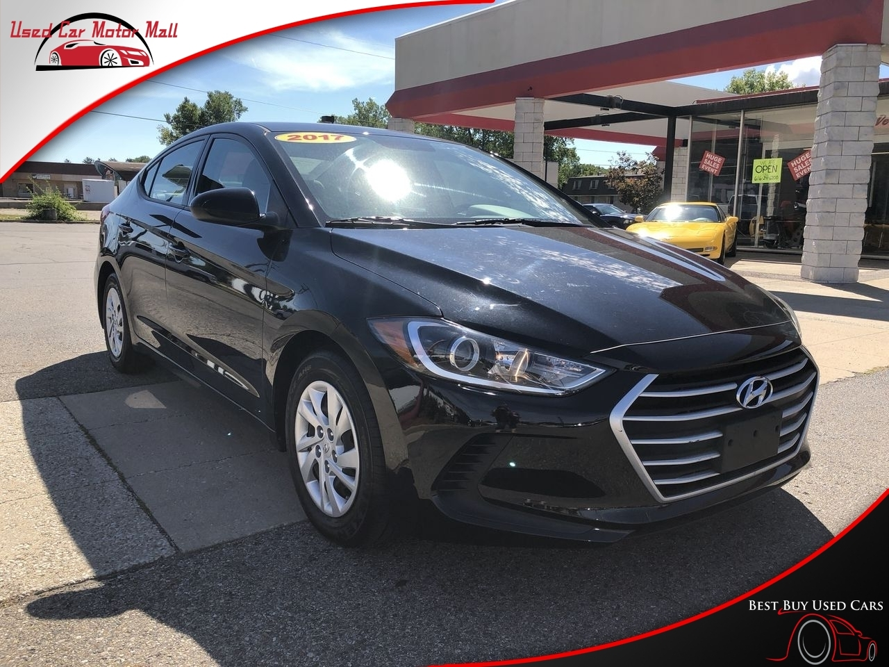 2017 Hyundai Elantra Value Edition, 194163, Photo 1