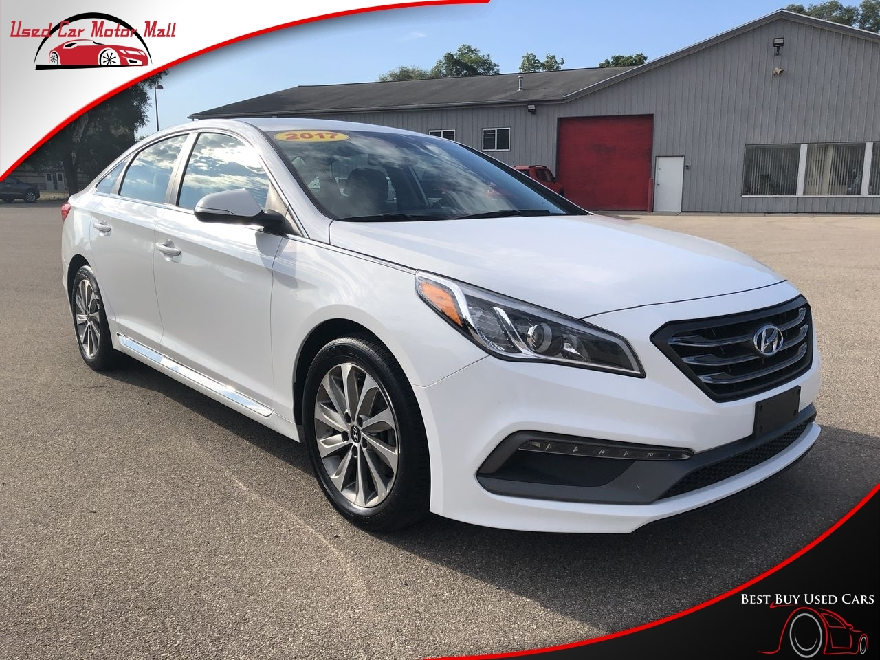 2018 Hyundai Sonata SE, 704100, Photo 1