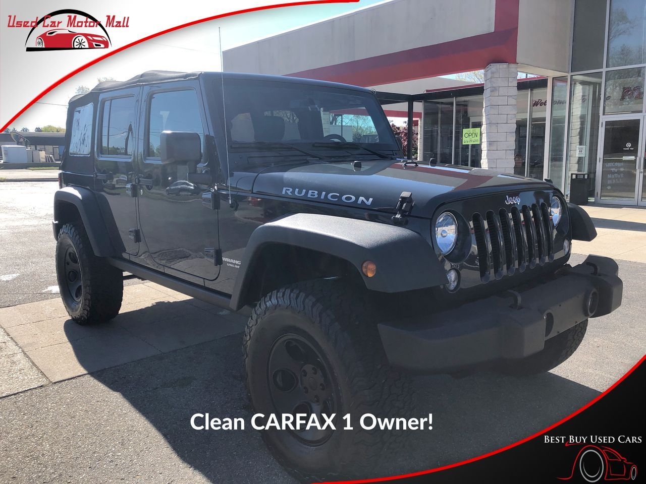 2013 Jeep Wrangler Unlimited Sport 4WD, 505802, Photo 1