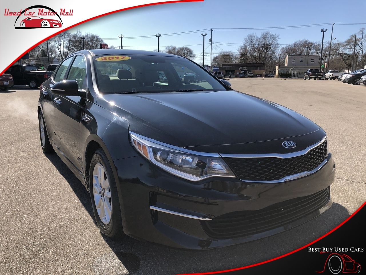 2018 Kia Optima LX, 245935, Photo 1
