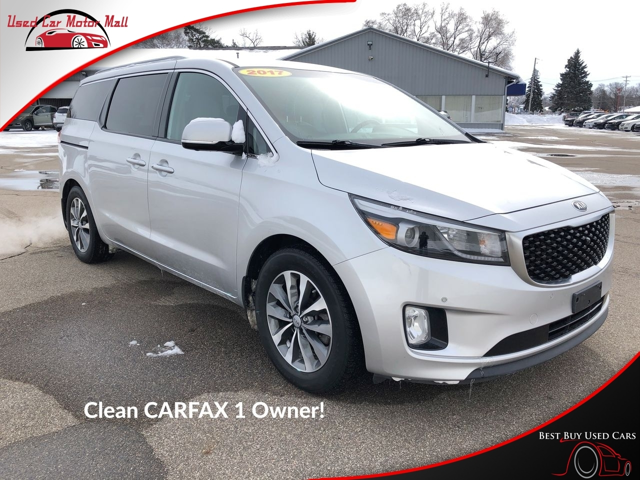 2016 Kia Sedona LX, 127427, Photo 1