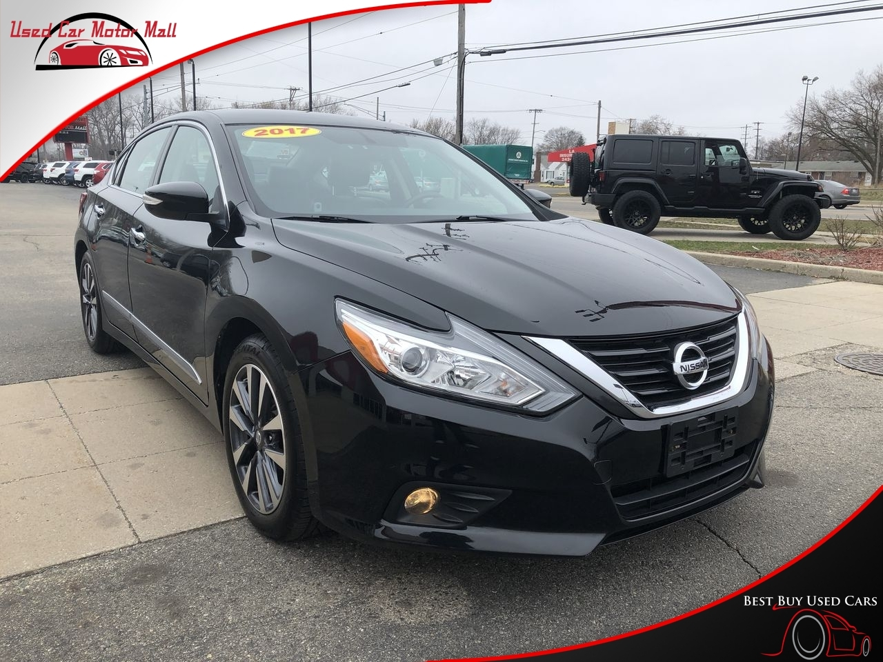 2018 Nissan Altima 2.5 SV, 281118, Photo 1