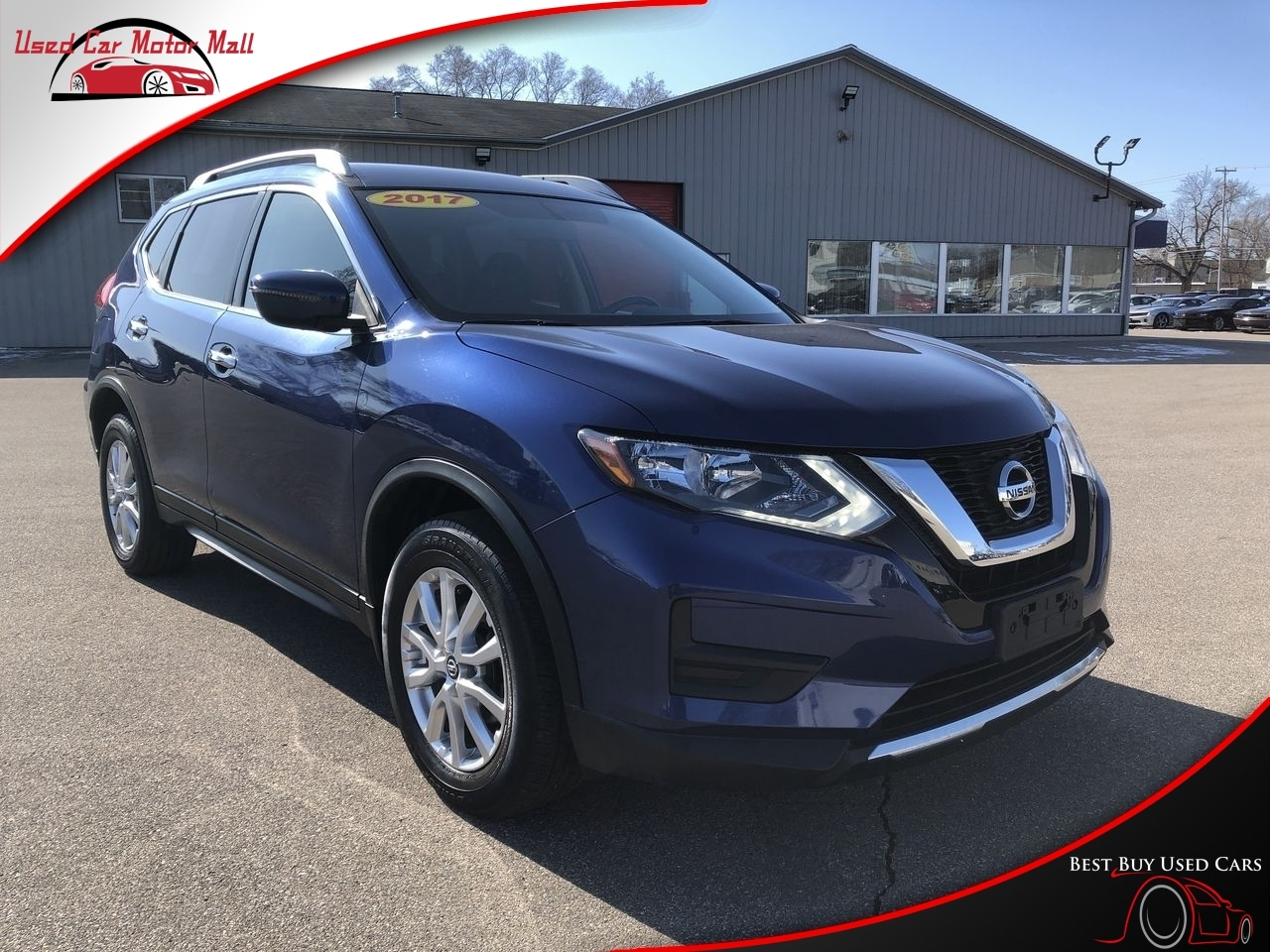 2017 Nissan Rogue SV, 505913, Photo 1