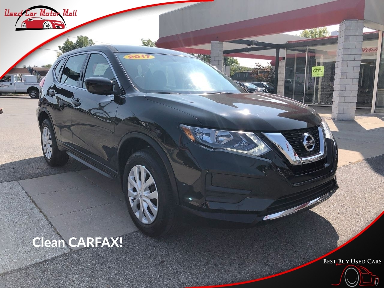2017 Nissan Rogue SV AWD, 565571, Photo 1