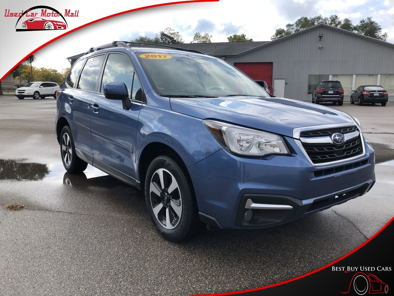 2018 Subaru Forester 2.5i , 431745, Photo 1