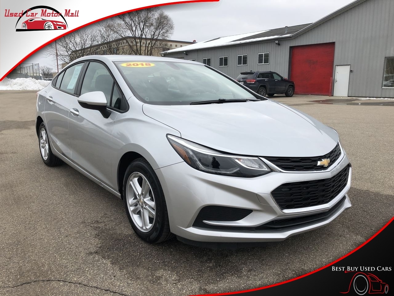 2017 Chevrolet Cruze LS Sedan FWD, 122215-2, Photo 1