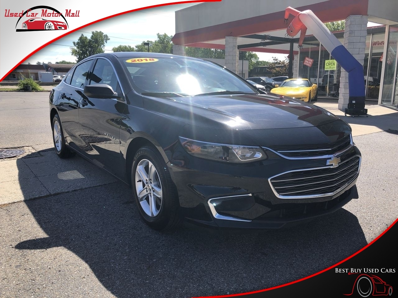 2015 Chevrolet Malibu LS, 222651, Photo 1