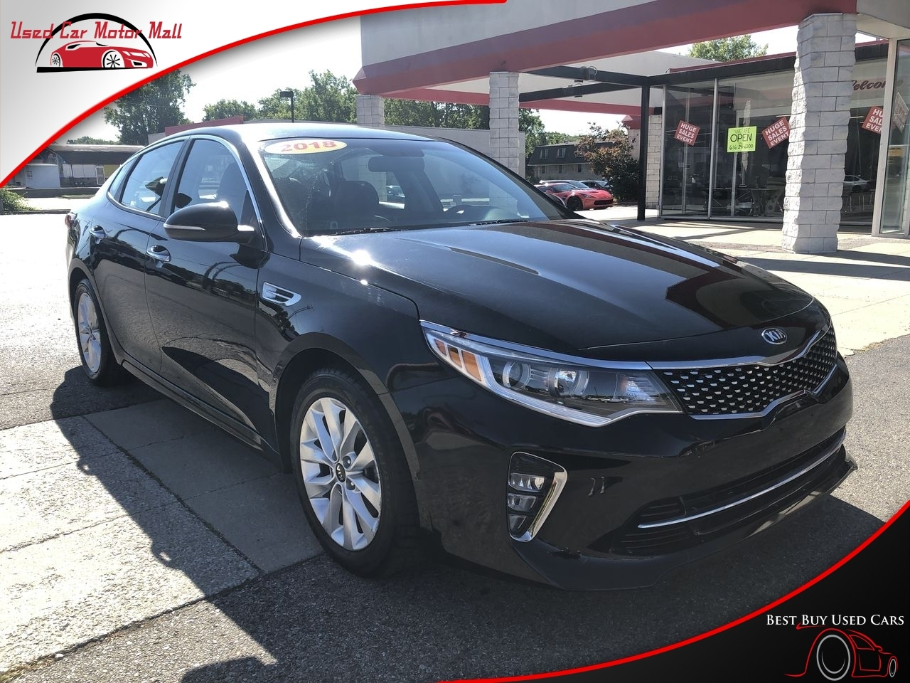 2018 Kia Optima LX, 235245, Photo 1