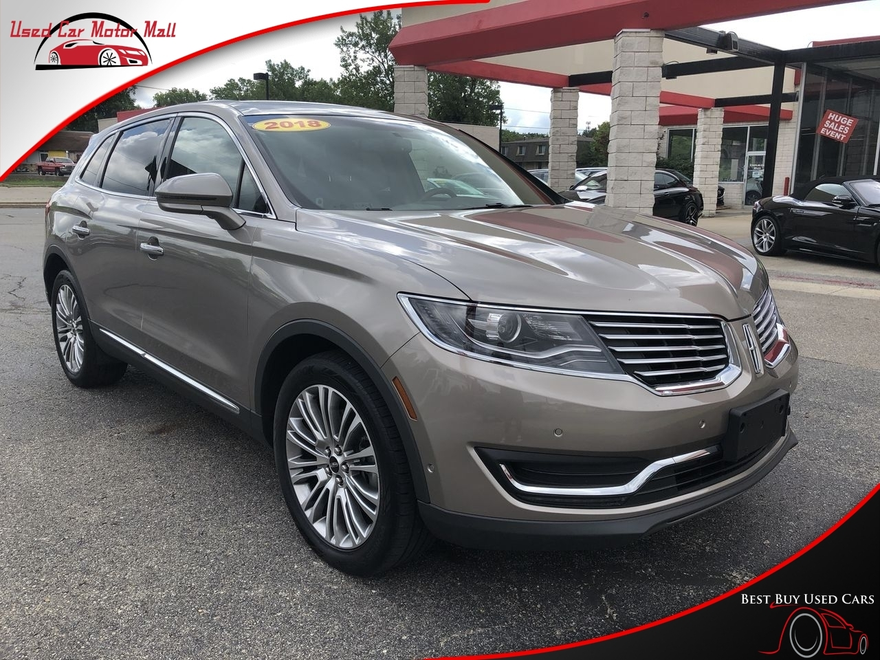 2019 Lincoln Navigator Select 4WD, L14594, Photo 1