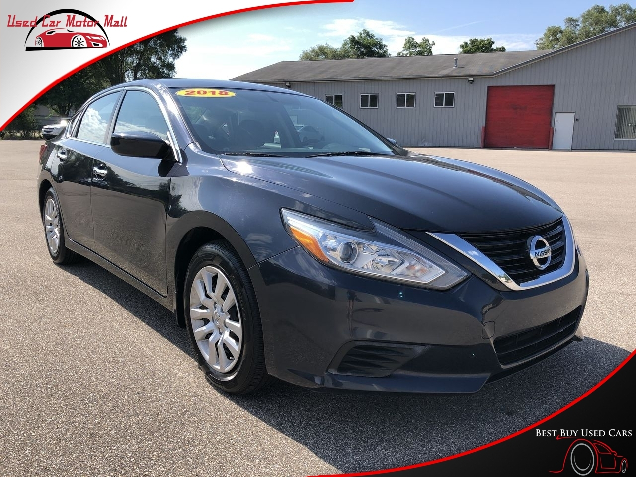 2018 Nissan Altima 2.5 S, 108221, Photo 1