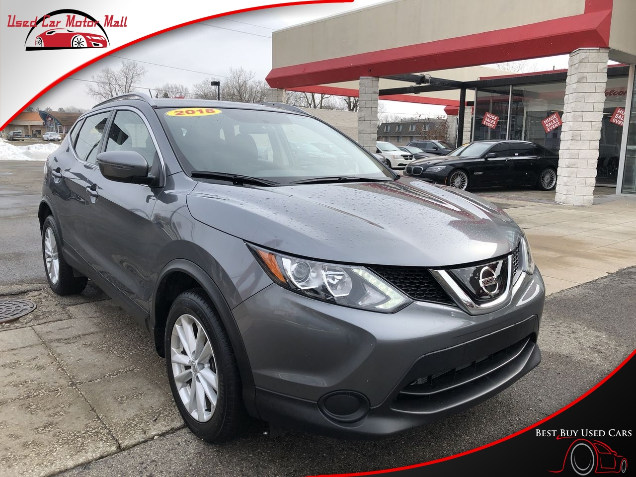 2016 Nissan Rogue SV AWD, 683654, Photo 1