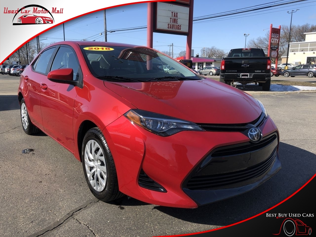 2016 Toyota Corolla LE Plus, 573399, Photo 1