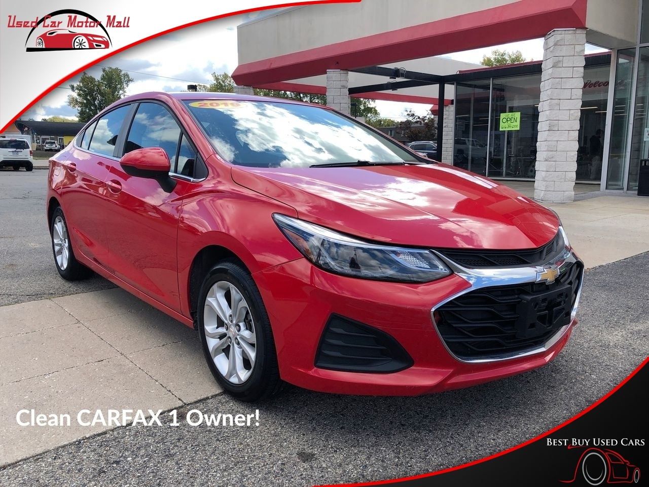 2018 Chevrolet Cruze Hatchback LT, 611677, Photo 1