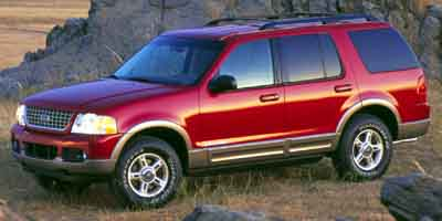 2002 Ford Explorer Limited, 171757B, Photo 1