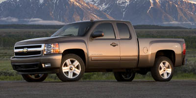 2008 Chevrolet Silverado 1500 LT w/1LT, W408, Photo 1