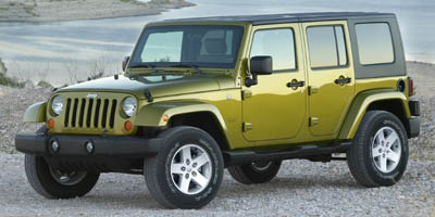 2008 Jeep Wrangler Unlimited Sahara, 29192B, Photo 1