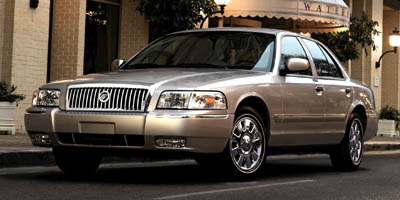 2008 Mercury Grand Marquis LS, 28922A, Photo 1