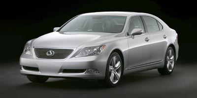 2008 Lexus LS 460 4-door Sedan LWB, P35500, Photo 1